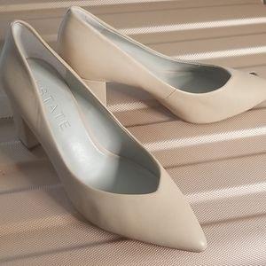 1. State Nude heels